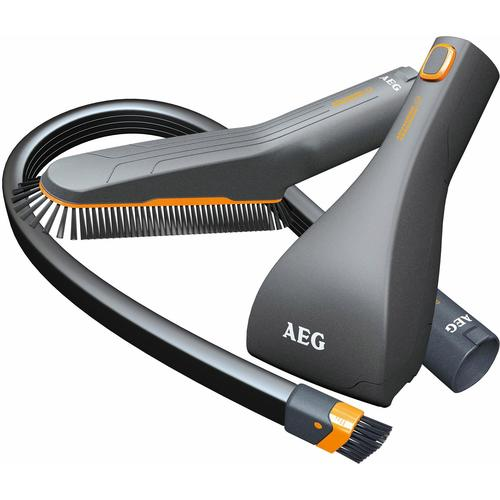 AEG Staubsaugerdüsen-Set 360° Home & Car Kit AKIT12 schwarz Staubsauger SOFORT LIEFERBARE Haushaltsgeräte Staubsaugerdüsen