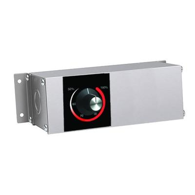 """Hatco RMB-3A 5 1/2"""" Remote Control Box w/ Infinite Switch for 120 V"""