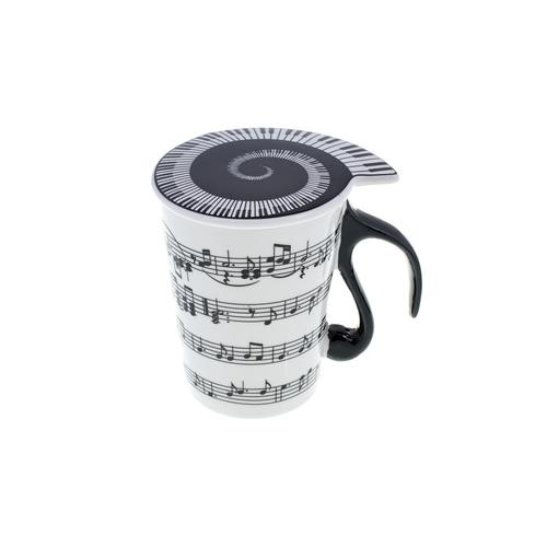 Musicwear Cup with Lid