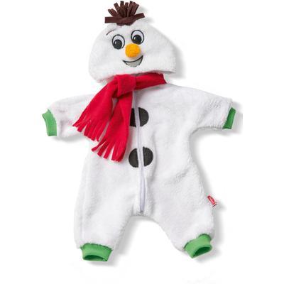 Heless Puppenkleidung Schneemann weiß Kinder Ab 3-5 Jahren Altersempfehlung