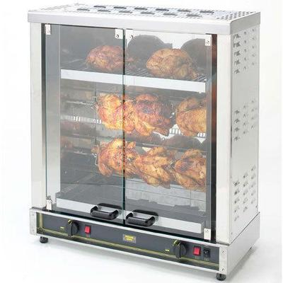 Equipex RBE8-1 Rotisserie Oven