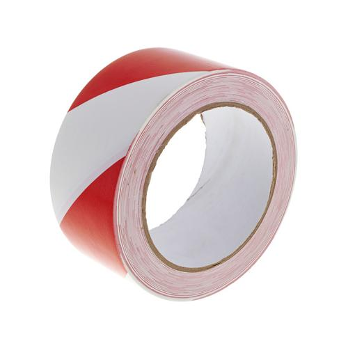 Stairville Warning Tape Red/White