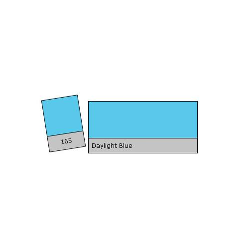 Lee Filter Roll 165 Daylight Blue