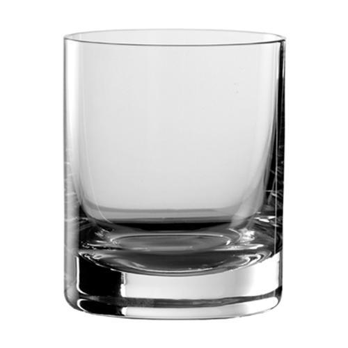 Stölzle Whiskyglas New York Bar, (Set, 6 tlg.), 6-teilig farblos Kristallgläser Gläser Glaswaren Haushaltswaren