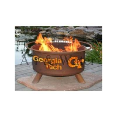 Patina Products F212 Georgia Tech Fire Pit