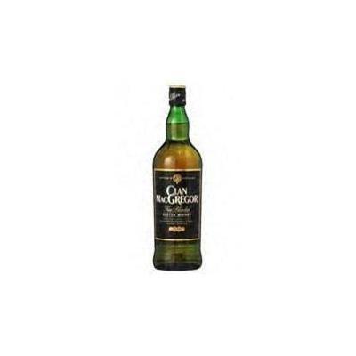 Clan MacGregor Fine Blended Scotch Whisky 1.75L
