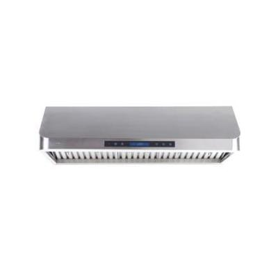 """Stainless Steel 30"""" x 22"""" Under Cabinet Mount Range Hood with Adjustable Airflow"""