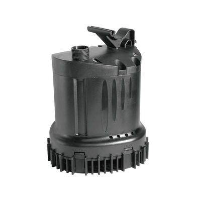Lifegard Aquatics Dirty Water Submersible Pond Pump, 250 W, Black