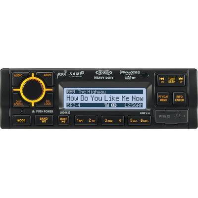 Jensen Heavy Duty JHD1630B AM/FM Receiver