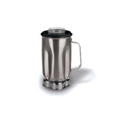 Waring CAC33 - Blender Container, 32 oz, w/ Lid, For 700 & 7011, Stainless Steel