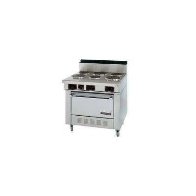 Garland S686 36 in Electric Freestanding Range