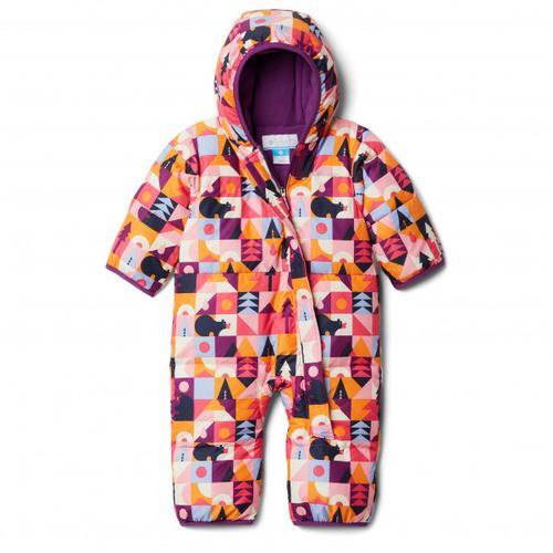 Columbia - Kids Snuggle Bunny Bunting - Overall Gr 0-3 Monate;3-6 Monate lila;rosa