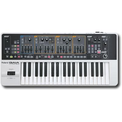 Roland Gaia Synthesizer with 37 Full-Size Keys - SH-01