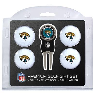 Jacksonville Jaguars 4-Ball Gift Set