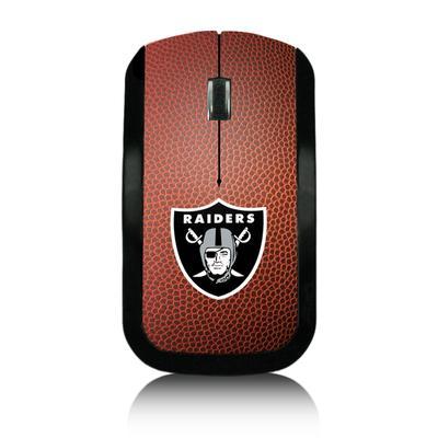 Las Vegas Raiders Football Design Wireless Mouse