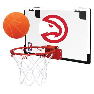 """Rawlings Atlanta Hawks NBA Polycarbonate Hoop Set"""