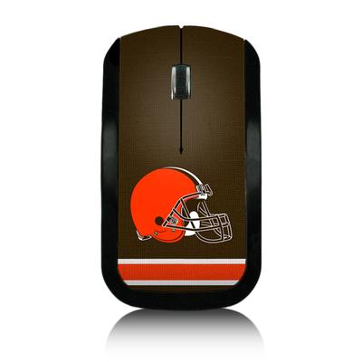 Cleveland Browns Stripe Wireless Mouse