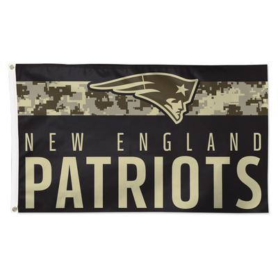 New England Patriots WinCraft 3' x 5' Standard 1-Sided Deluxe Flag