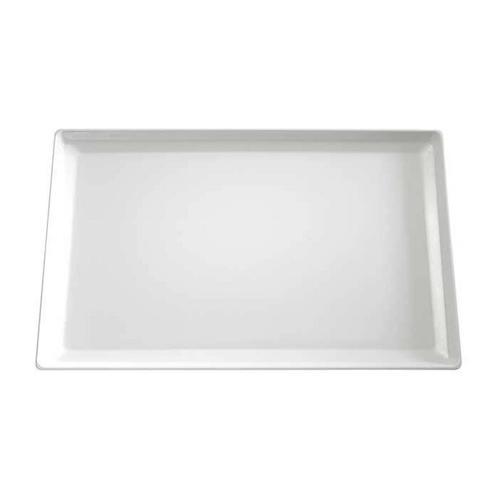 APS Tablett, (1 tlg.) weiß Tablett Tischaccessoires Geschirr, Porzellan Haushaltswaren