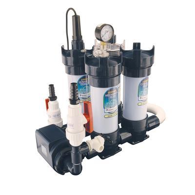 Lifegard Aquatics Compact Pre-Assembled System, 34 LBS