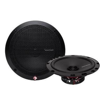 Rockford Fosgate R1675X2 Prime 7-Inch Full Range 2-Way Coaxial Speaker - Set of 2