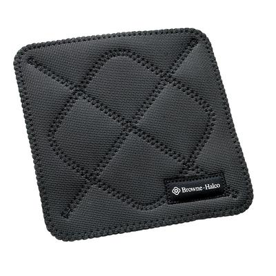 Browne 5436502 Duncan KitchenGrips Hot Pad, 10 x 10 in, Black