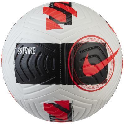 Nike Fußball Strike (3) weiß Kinder Fußbälle Bälle Sportausrüstung Accessoires