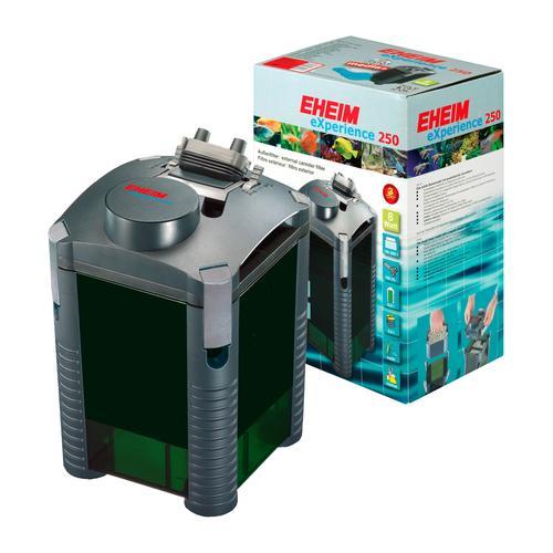 EHEIM Aquariumfilter Außenfilter eXperience grau Aquarium-Filter Aquaristik Tierbedarf