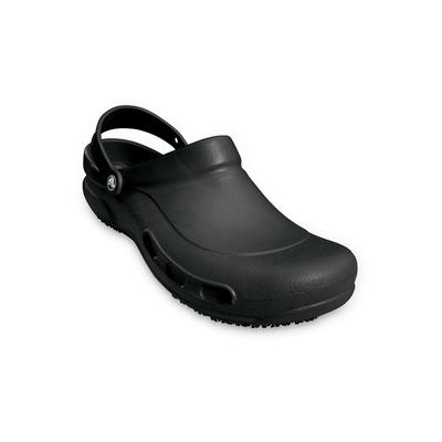 Crocs Black Bistro Clog Shoes