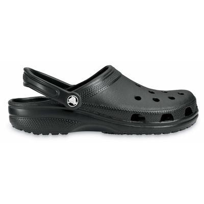 Crocs Black Classic Clog Shoes