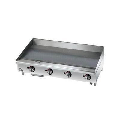 Star 15 Griddle 1 Steel Plate, Manual Controls, NG