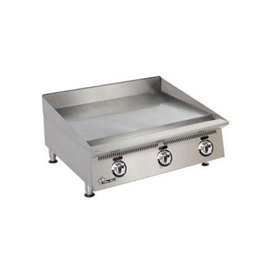 Star 36 Griddle 1 Steel Plate & Manual Controls, LP