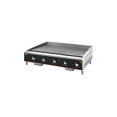"""Vollrath Cayenne Series 60"""" W Heavy-Duty Flat Top Griddle (960GGM) - Stainless Steel"""