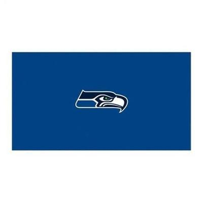 Imperial International NFL Seattle Seahawks Pool Table Cloth - 8 ft.