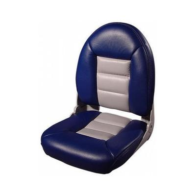 Tempress Products NaviStyle High Back Seat TMPL1013 Color: Blue / Gray
