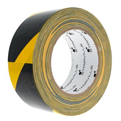 Stairville Cloth Warning Tape B/Y