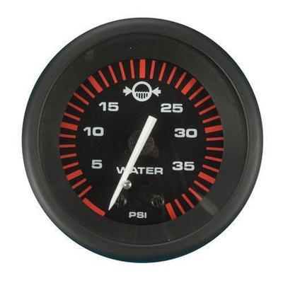 Teleflex 68357P Marine Water Pressure Kit 40Psi-Gauge