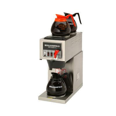 Bloomfield 120-Cup Integrity 3 Warmer In-Line Automatic Electric Coffee Brewer (9012D3F)
