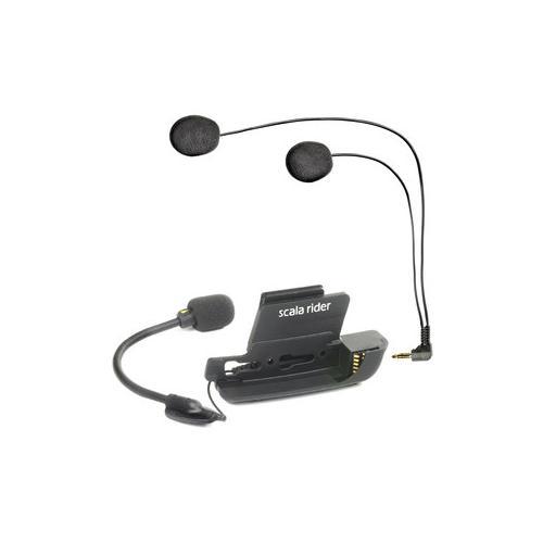 Audiokit für Cardo G9/G9X Kabel und Schwanenhalsmikrofon