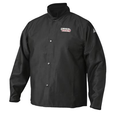 Lincoln Traditional Flame Retardant Welding Jacket - 3XL