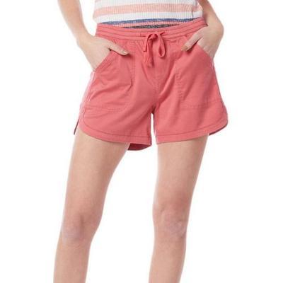 Union bay Womens Elastic Waist Cotton Shorts