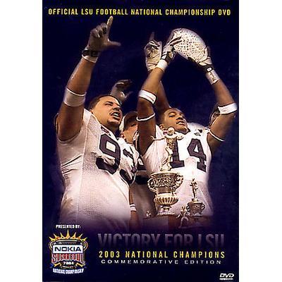 2003 LSU National Championship Highlights [DVD]