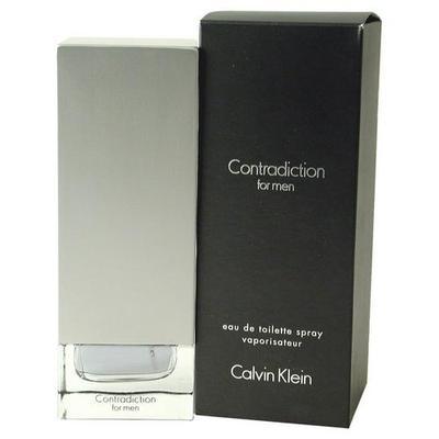Calvin KleinContradiction Mens Eau De Toilette Spray 3.4 oz.