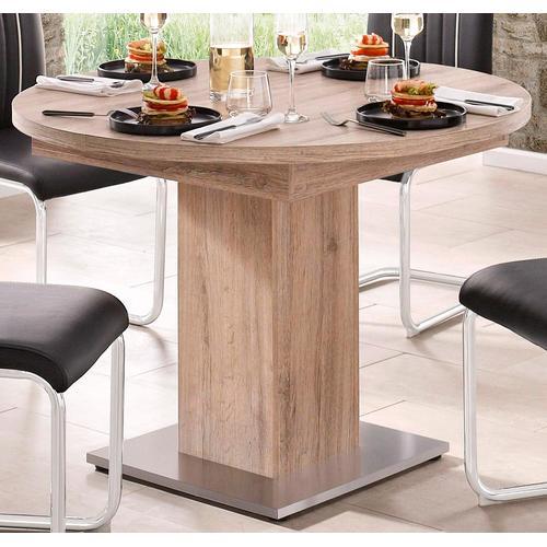 Mäusbacher Esstisch, mit Auzugsfunktion in 2 Größen beige Esstisch Ausziehbare Esstische Tische