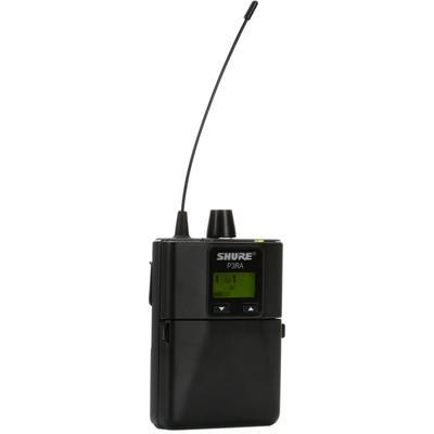 Shure P3RA Wireless Bodypack Receiver - J13 Band