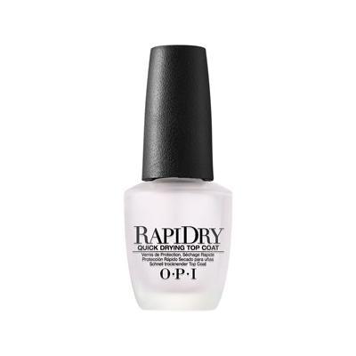 OPI Pflegeprodukte Unter- und Überlack RapiDry Top Coat 15 ml