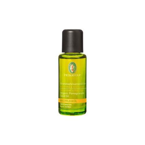 Primavera Naturkosmetik Pflegeöle Granatapfelsamenöl bio 30 ml
