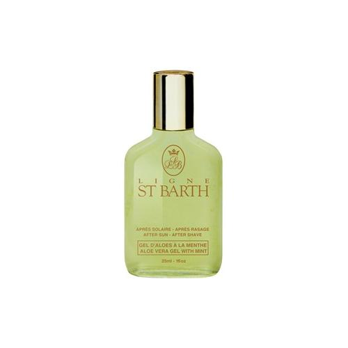 LIGNE ST BARTH Pflege CORPS & BAIN Hydrating Skincare Aloe Vera Gel With Mint 200 ml