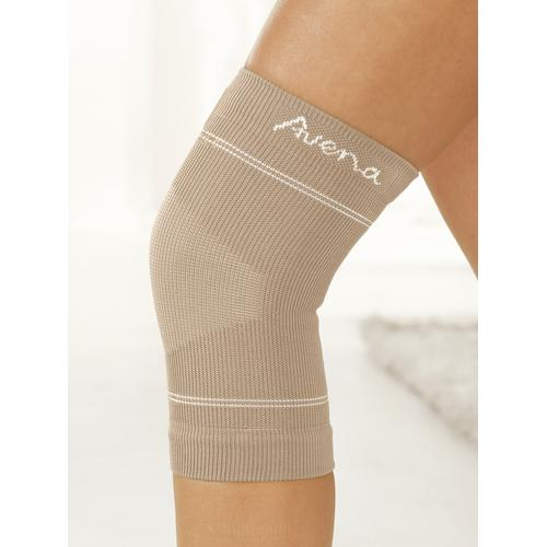 Avena Herren Knie-Bandage Beige