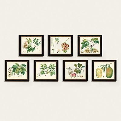 "Bunny Williams Botanical Art 24"" x 20"" - Ballard Designs"